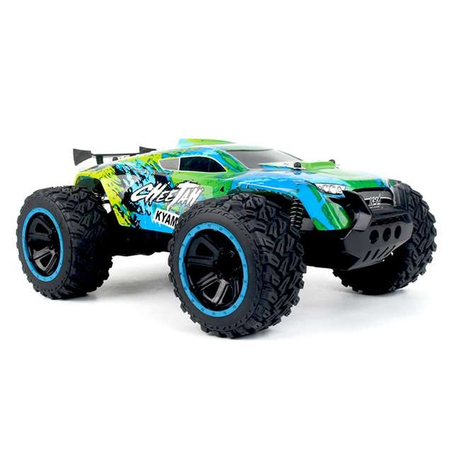 35Km/h 1/14 RC Car Remote Control Off Road Racing Cars Vehicle 2.4Ghz Crawlers Electric Off-Road Truck Adults RC Car Toys 4
