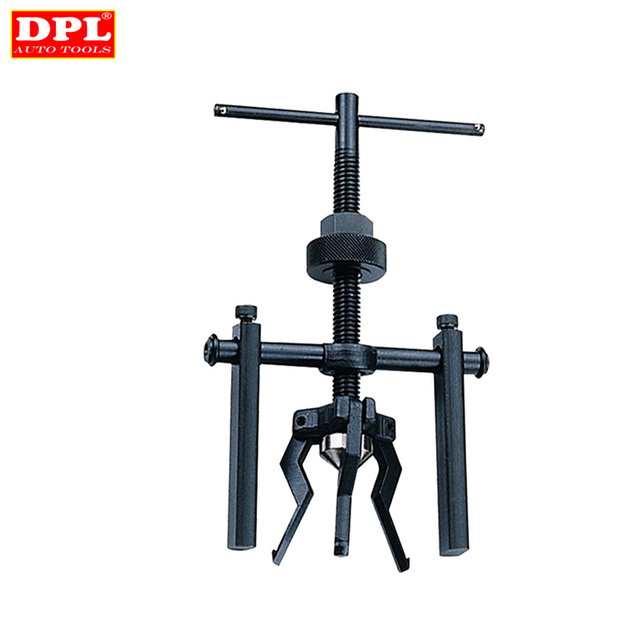 3 Jaw Inner Bearing Puller Gear Extractor Heavy Duty Automotive Machine Tool Kit Size 200x135mm
