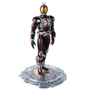 Image 2 - Masked Rider 555 20 летие Kamen Rider Faiz экшн фигурка модель игрушки ПВХ 15 см коллекция подарки украшение для рабочего стола