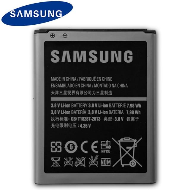 Original Samsung Phone Battery EB535163LU For Samsung I9082 Galaxy Grand DUOS I9080 I879 I9118 Neo+ i9168 i9060 2100mAh 2
