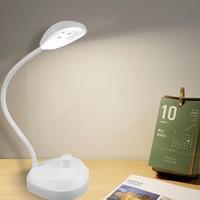Schreibtisch Lampe Warm Weiß Nacht Lampen LED Tisch Lampe Dimmbar Batterie Augenschutz Lesen Haushalt Nacht Licht