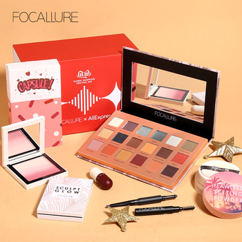 FOCALLURE Professional Makeup Set Hot Sale Product Kit Beauty and Health Makeup and Sets