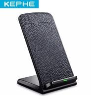 KEPHE Universale Qi 10W Veloce Caricatore Senza Fili Per iPhone X 10 8 Più Il Caricatore di Potere del USB di Ricarica Per Samsung galaxy S7 S8 S9 Note8