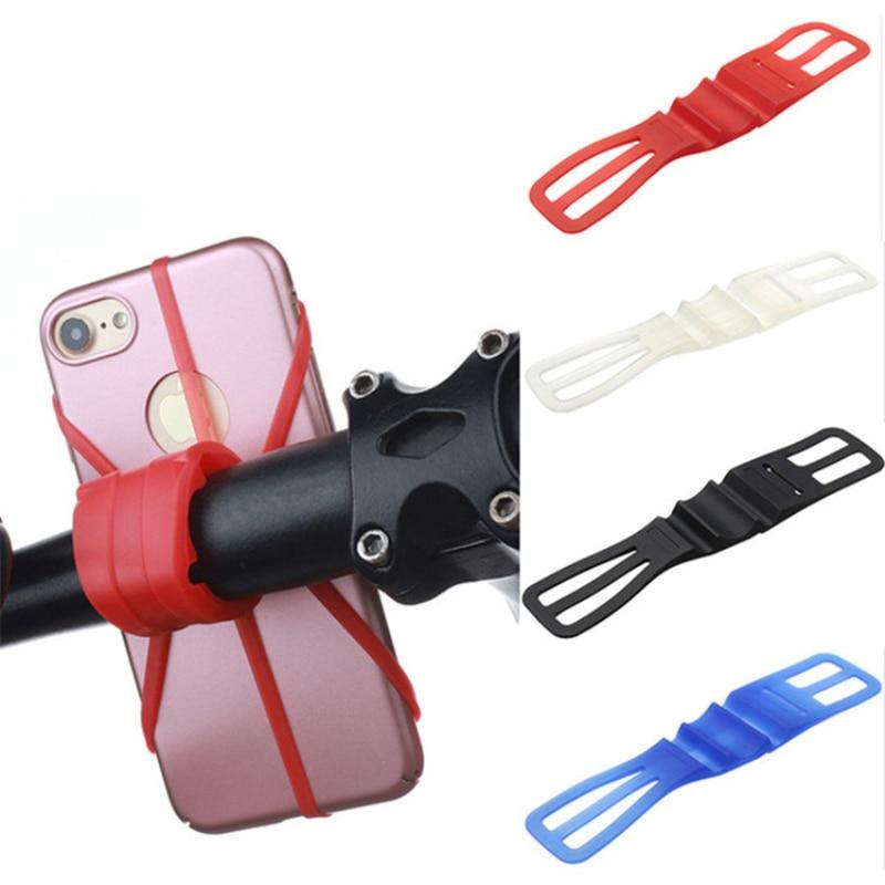אופני GPS ניווט נייד מחזיק ידית הר אופניים מחזיק טלפון סלולרי אנטי שקופיות כידון Extender אביזרי Xiaomi
