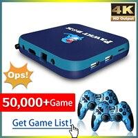 Console di gioco per giochi PS1/DC/N64 50000 Super Console WiFi Mini TV Kid Retro lettore di videogiochi supporto controller Wireless
