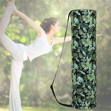 Сумка для йоги в стиле ретро 68*18 см сумка фитнеса пилатеса