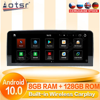 Android Tape Radio Recorder Car For BMW 4 F32 F33 F36 For BMW 3GT Ser F34 GPS Navi Multimedia Player Stereo Autoradio Head Unit 1