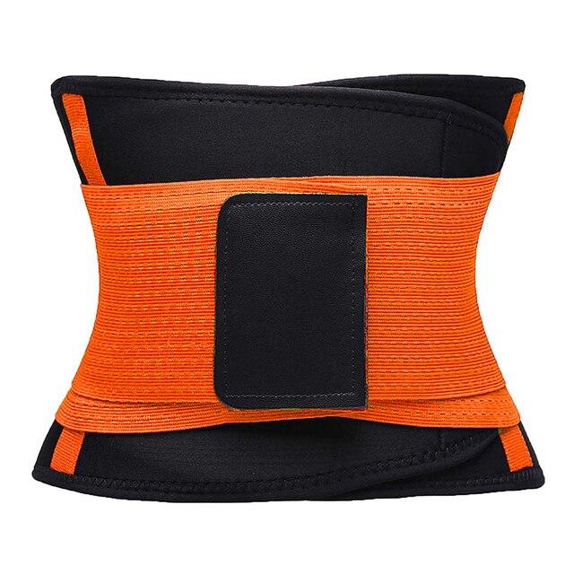 Workout Body Shaper Tank Top Yoga Workout Shapewear Vest Tank High Elasticity Sweat Slimming Belly Belt Vest 3
