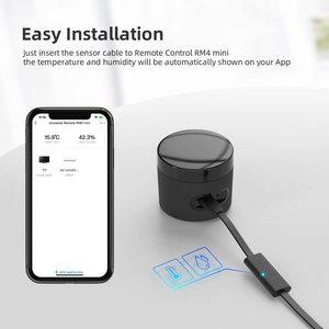Image 4 - Broadlink RM4 Mini RM Mini3 RM4C Mini BestCon WiFi Hogar Inteligente otomasyon akıllı ev uzaktan destek Alexa Google ev Mini