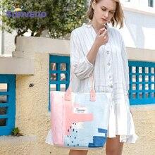 Sunveno אופנה יולדות חולים תיק בדיקה טרום לידתי שקית לפני עבודה חיתול תיק חיתול תיק