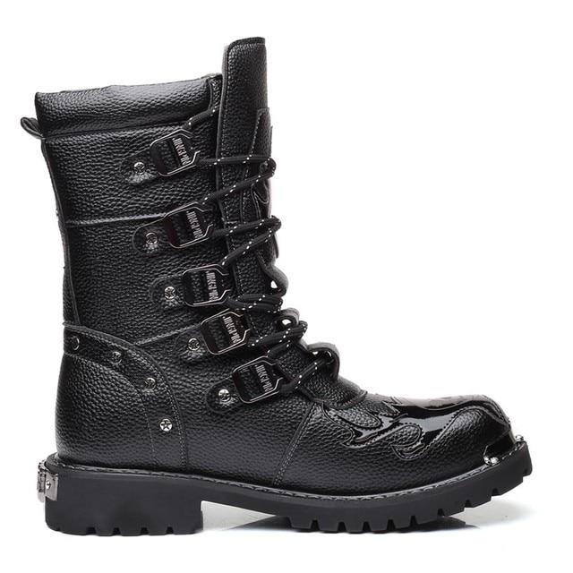 Biker Boots 4