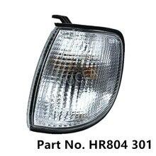 현대 갤로퍼용 전면 좌측 신호 표시 등 램프 어셈블리 2000 2001 2002 2003 HR804300 HR804301 좌회전 신호