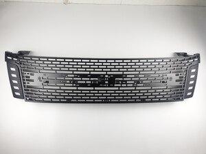 Подходит для FORD WILDTRAK RANGER T6 гриль Гонки Грили передний бампер маска с светодиодный DRL 2012-2014 пикап