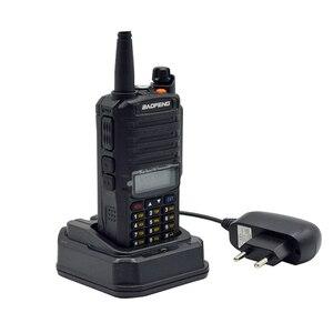 Image 2 - Baofeng Портативная радиостанция высокой мощности 10 Вт, Двухдиапазонная радиостанция с поддержкой Wi Fi и Wi Fi, с возможностью подключения к треку, с функцией приема передачи данных, большой мощности, в течение 10 Вт, с поддержкой, с поддержкой, в течение 1.
