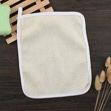 Towel Face-Body Massage Exfoliating-Scrub-Cloth Bath-Cloth Soft for Women Man Weave