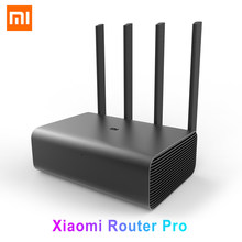 Оригинальный Xiaomi MI WiFi маршрутизатор Pro Wi-Fi ретранслятор AC2600 2,4G/Wi-Fi 5 ГГц Dual Band Mihome приложение управления беспроводной металлический корпус ...