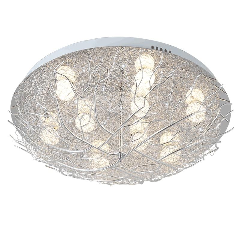 Slaapkamer Plafondverlichting Woonkamer Kinderkamer Verlichting Nordic Creatieve Vogelnest Moderne Led Plafond Lampen - 5