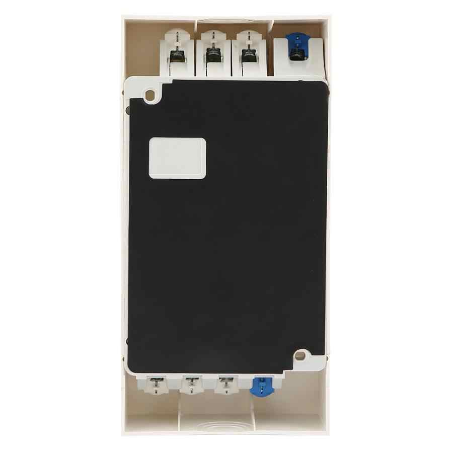 PG430500 10-30A 4-Pole 50Hz/60Hz Low-voltage Protection Circuit Breaker Air Switch circuit breaker