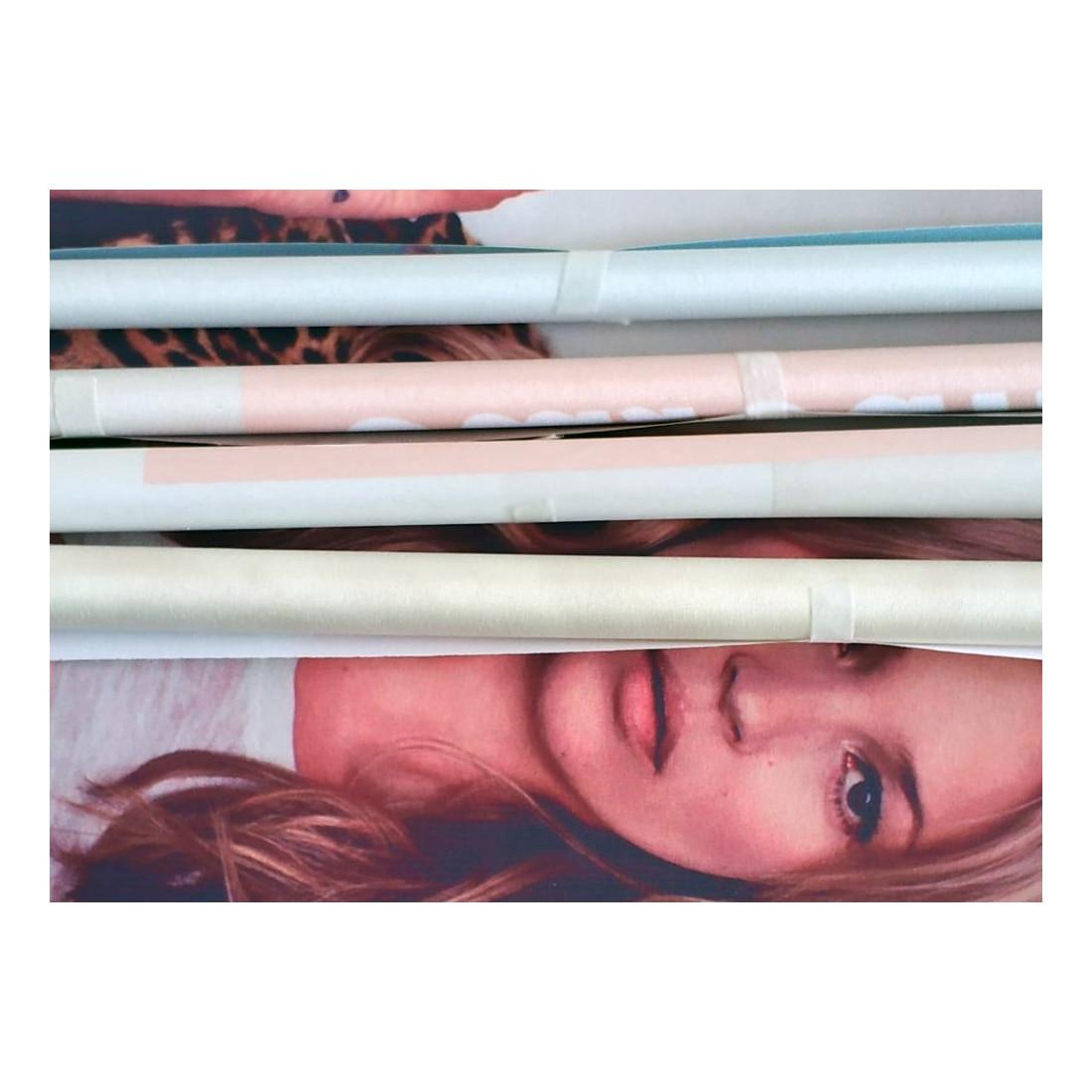 Купить с кэшбэком C478 Art Painting Poster Billie Eilish Music Singer Hot Gift Room Decor Print Wall Picture Canvas 20x30cm 24x36in