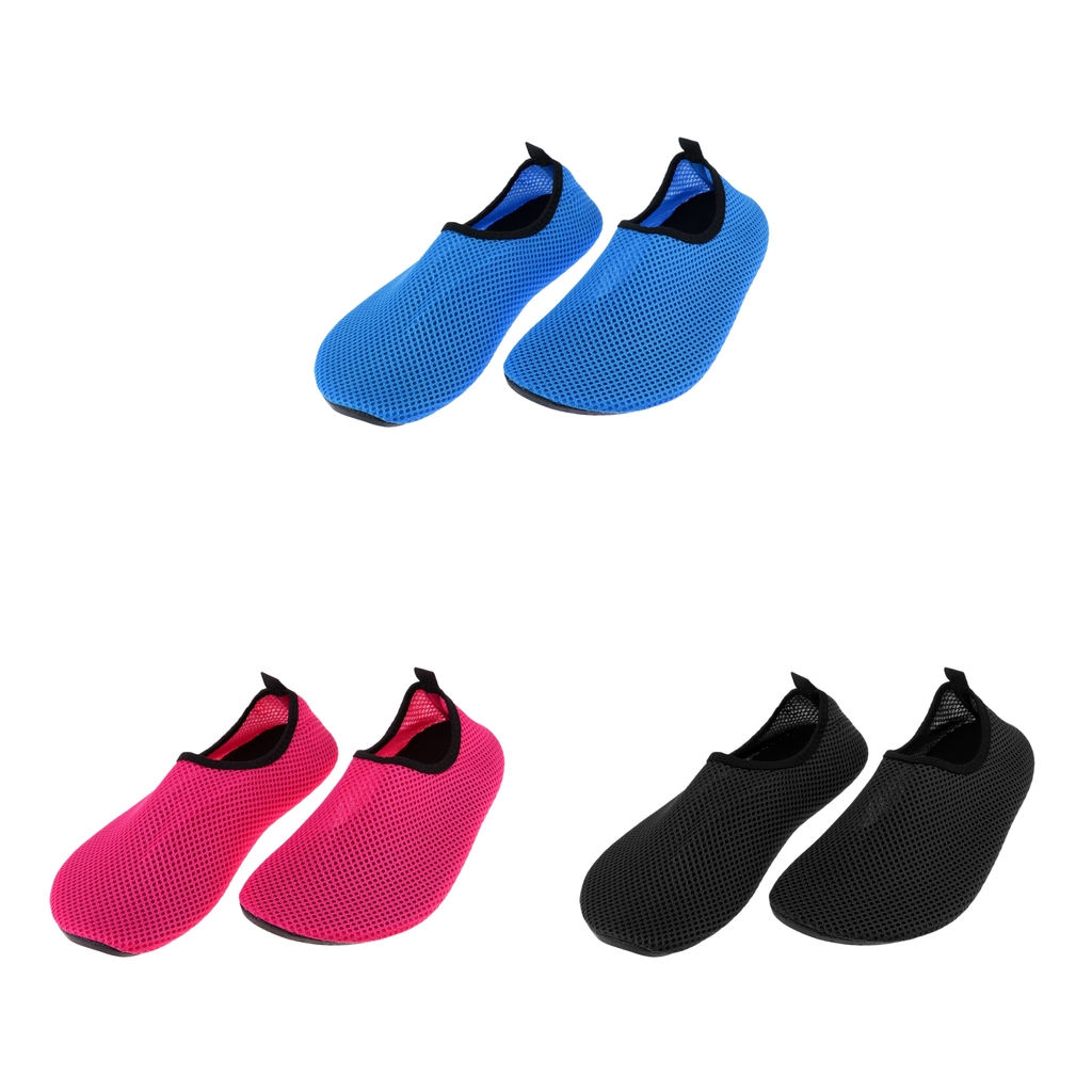 Non-slip Water Shoes Men And Women Barefoot Skin Aqua Shoes For Beach Pool Surf Yoga Exercise Scuba Diving