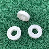4pcs/10pcs double sided seal 15267 2RS ZrO2 full Ceramic ball bearing 15267 bike bicycle hub repair bearings 15*26*7