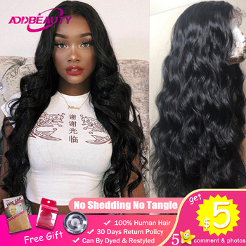 Brazilian Loose Wave  4x4 Lace Closure Wigs For Black Woman13x4 Frontal Human Virgin Hair Custom Pre Plucked 180% 250% Density