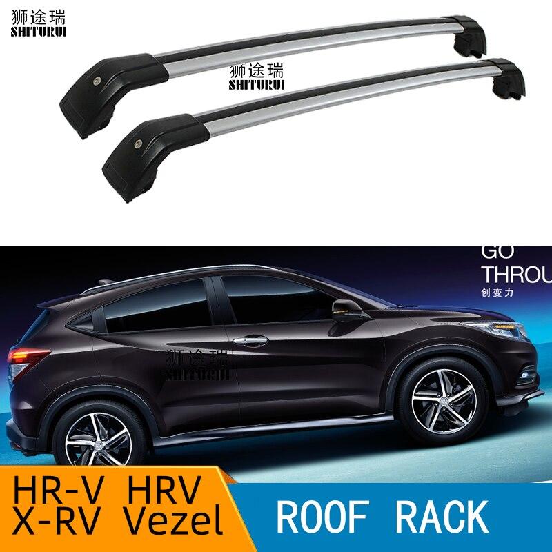 Honda FR-V Universal Aluminium Anti-Theft Roof Bars 120cm