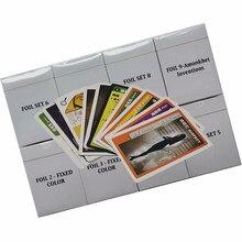 Ron의 호일 전체 프리셋 독일어 블랙 코어 종이 카드, 최고의 품질 프록시 카드 놀이 마법의 Tcg 프록시 카드 놀이