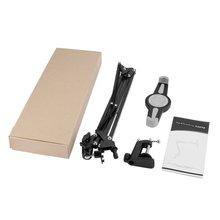 Universal Tablet Stand Bed Holder 360 Degree Rotation Lazy Desk Sturdy Arm Mount for 7-10.5 Inch PC