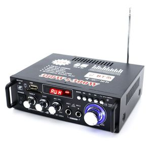 600W Car Amplifier LCD Display