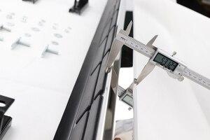 Image 4 - Nuovo arrivo passo laterale in esecuzione bordo laterale pedali per Jeep Grand Cherokee 2011 2020, addensare staffa, eccellente potente di carico.