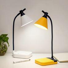 Светодиодная Складная Настольная лампа креативный приглушаемый