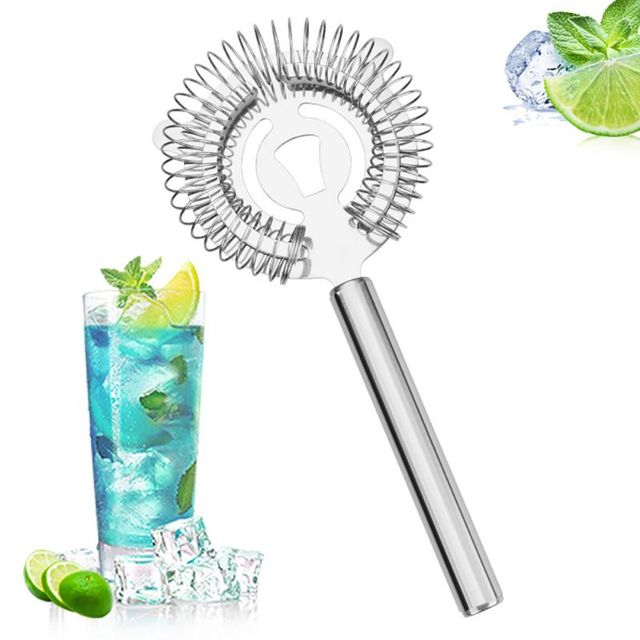 Stainless Steel Drink Ice Strainer