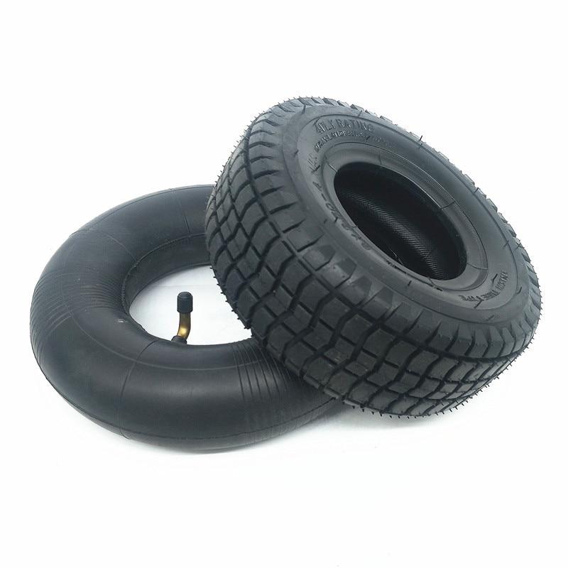 9 X 3.50-4 Tire And Tube 9 X 3.5 - 4 Skateboard Scooter Go Kart ATV Powerchair