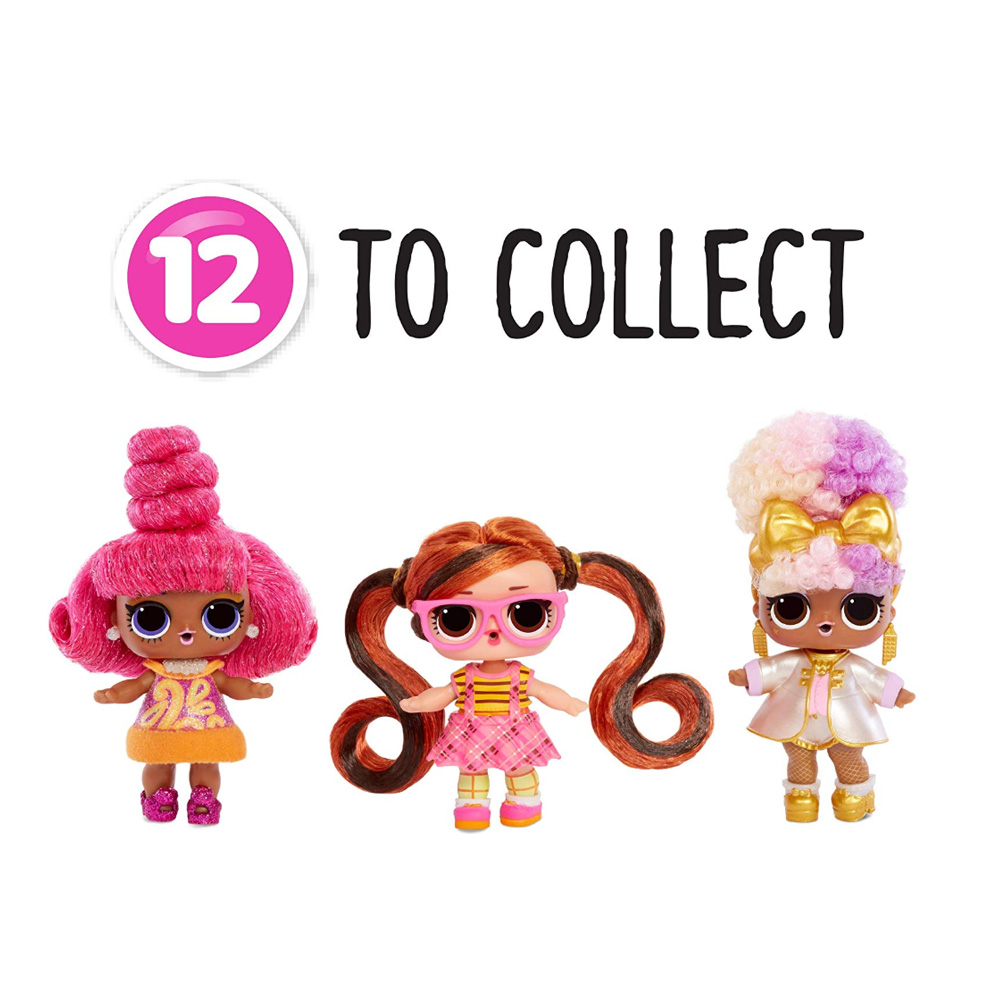Image 3 - lols Dolls Surprise With original ball a function of crying and peeing or clothing discolorationAction & Toy Figures   -