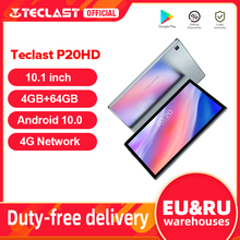 Tablets PC Network Dual-Wifi SC9863A Speed-Up Octa-Core Android Teclast P20hd 4G AI 1920x1200