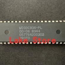 1 unids/lote  WD33C93A-PL WD33C93A DIP