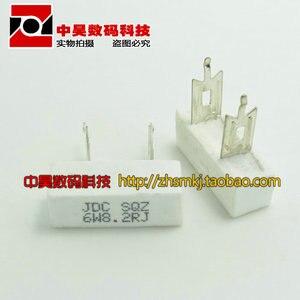Сопротивление цемента 8.2R 6 Вт 8,2 Ом