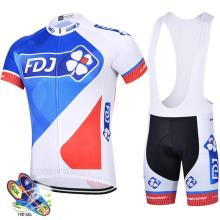 2020 Cycling Jersey Set MTB Cycling Bib Shorts Bike Pro Team FDJ Cycling Clothing Jerseys Set Ropa Ciclismo Hombre Cycling Kit