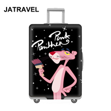 JATRAVEL Dog Travel Luggage Protective Cover Suitcase Case Accessorie Elastic Apply to 18-32inch