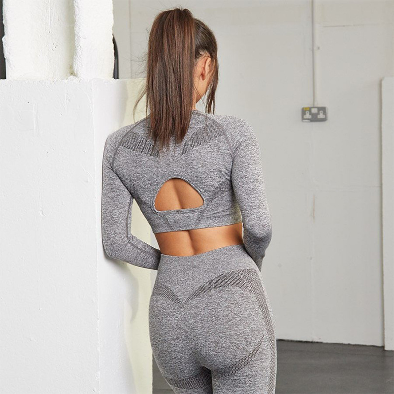 Seamless Tracksuit for Women Womens Clothing Suits