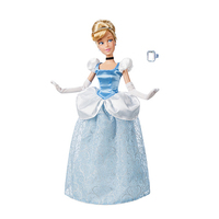 Original Disney Store fashion Princess Cinderella baby doll Figure toys For children birthday Christmas girl gift