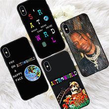 astroworld For iPhone X XR XS Max 5 5S SE 6 6S 7 8 Plus Oneplus 5T Pro 6T phone Case Cover Coque Etui funda capinha capa shell iddis blue heaven 620m580i12