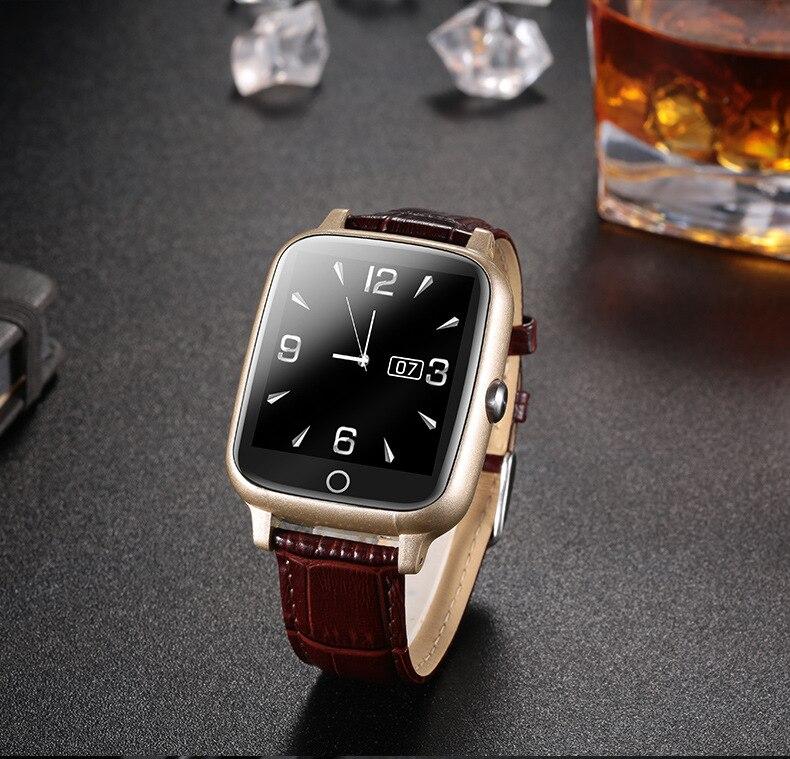 Elderly Smart Bracelet Watch Men Women GPS Wifi ECG Heart Rate Alarm Clock Pedometer Blood Pressure Phone Call Smartwatch (17)