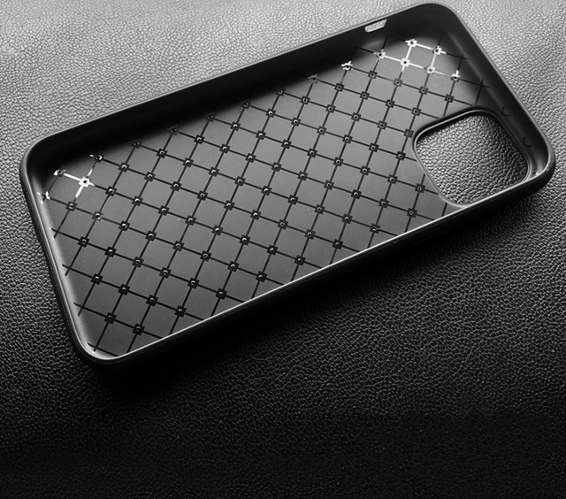 Weave Leather Pattern TPU Cases for iPhone 11/11 Pro/11 Pro Max 5