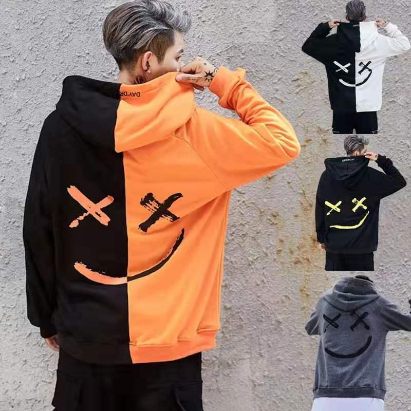 Men Clothing Set Sportswear 2019 Autumn New Hoodies Sweatshirts Sporting Sets Men's Tracksuits Two Piece Hoodies+Pants 2pcs Sets