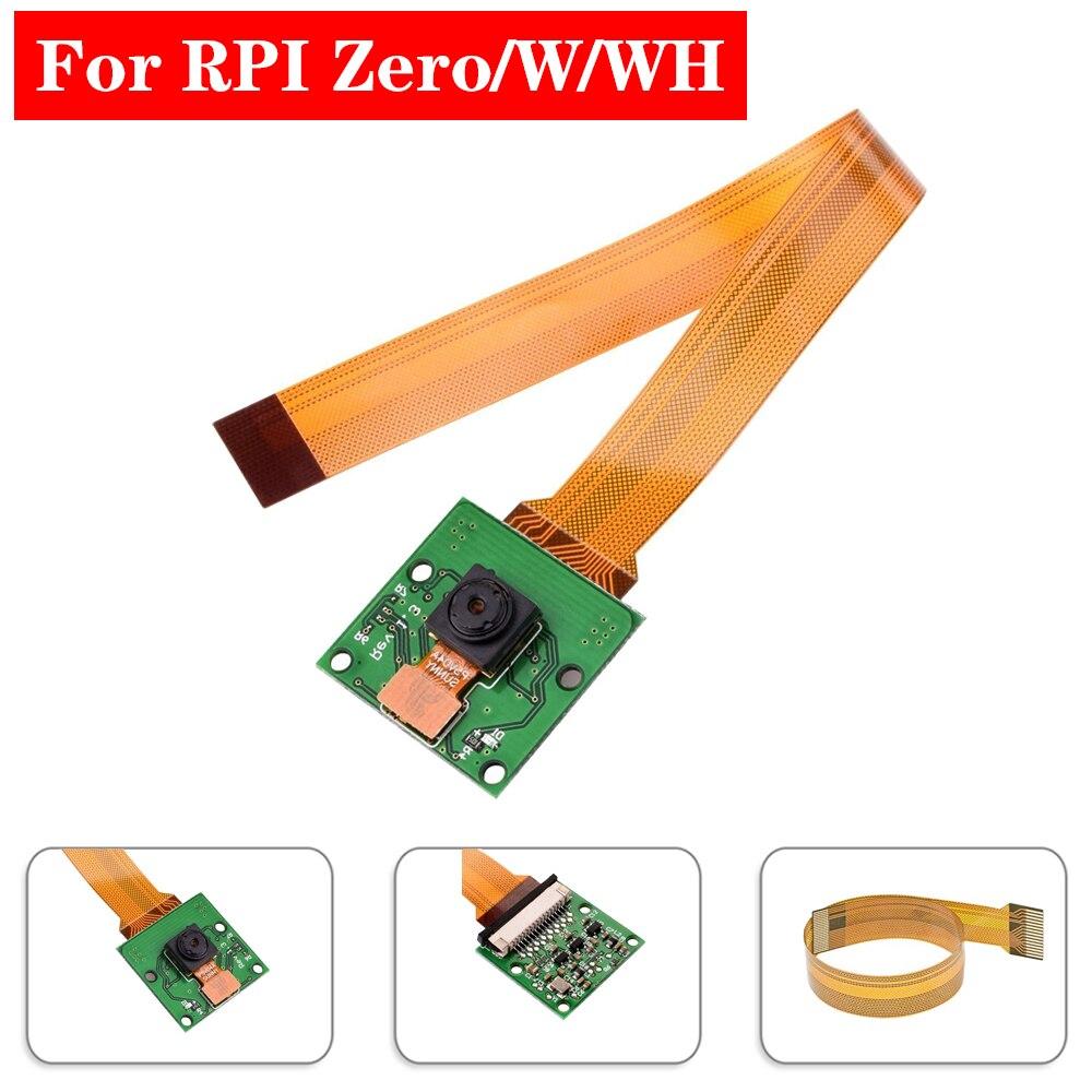 Raspberry Pi Zero Camera 5MP Raspberry Pi Zero W Camera Module With 16cm 30cm FFC Cable For Raspberry Pi Zero V1.3 W WH RPI 0