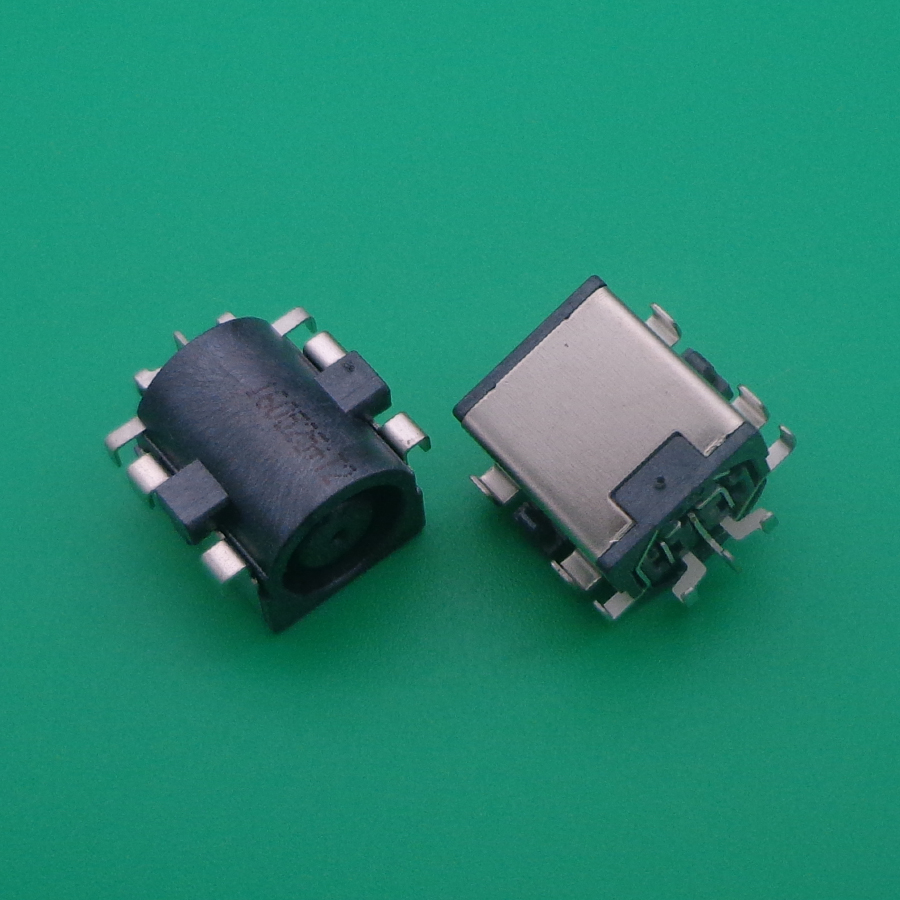 10PCS Laptop dc power jack For HP Elitebook 720 820 840 850 G1 G2 SOCKET CONNECTOR DC JACK Connector charging port