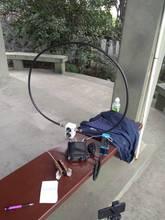 CQHAM BH5HDE QRP Magnetic loop antenna short wave  HF radio walkie talkie radio antenna 5W 7M 30Mhz 144M 148MHz 430 440MHz