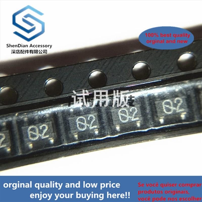 10pcs 100% Orginal New FMQ2 T148 NPN + PNP Composite Band Stop Double Triode SOT-153 SOT23-5